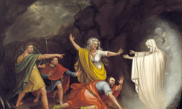 1 Samuel 28: The Witch of Endor