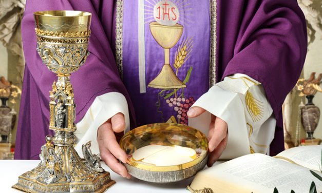 The Catholic Mass and Eucharist Debate