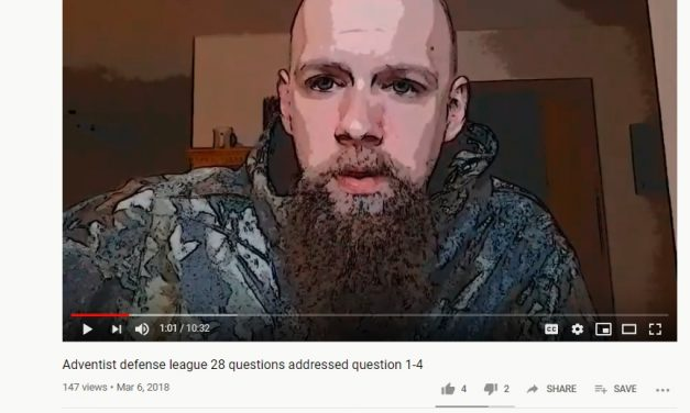 "AGAINST NACHUM, part 3 Responding to his ""28 Questions Addressed"" video series"