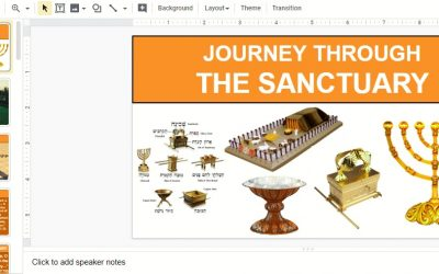 Sermon: Journey Through the Sanctuary