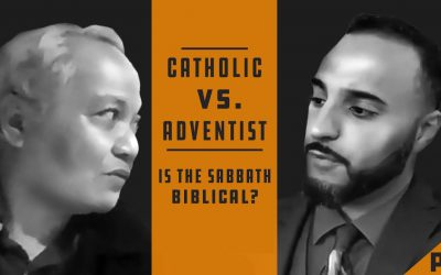 SABBATH DEBATE: Edwin M. Cotto Vs Alvin Gitamondoc